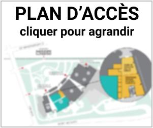 Cliquer pour voir le plan d'accès au Centre de ressources pour les patients