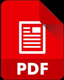 icône d'un fichier PDF