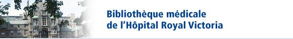 Bibliothèque médicale de l'Hôpital Royal Victoria